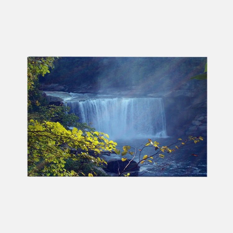 Cumberland Falls, Ky Rectangle Magnet (100 pack)