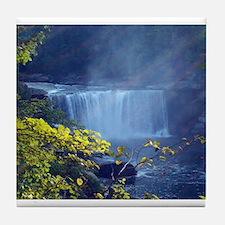 Cumberland Falls, Ky Tile Coaster