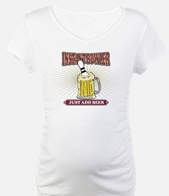 Instant Bowler Just Add Beer Shirt