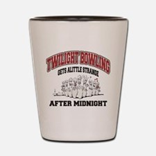 Funny Twilight Bowling Shot Glass