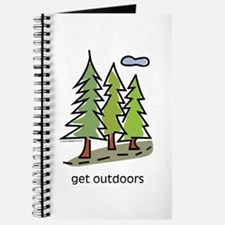 Cute Outdoors Journal