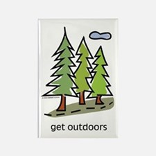 get-outdoors Magnets