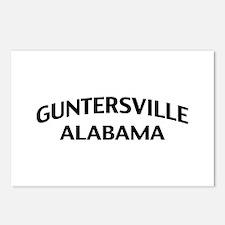 Guntersville Alabama Postcards (Package of 8)
