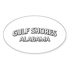 Gulf Shores Alabama Decal