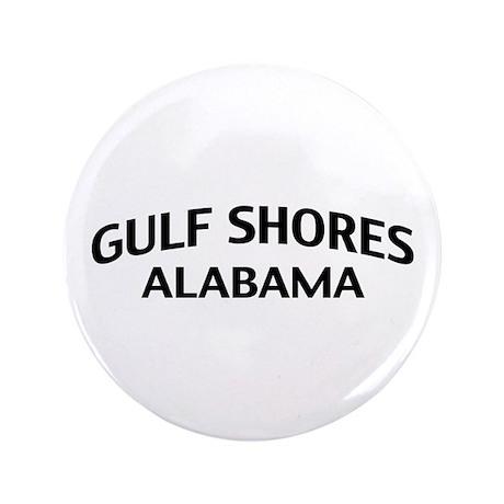 """Gulf Shores Alabama 3.5"""" Button"""