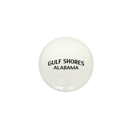 Gulf Shores Alabama Mini Button (100 pack)