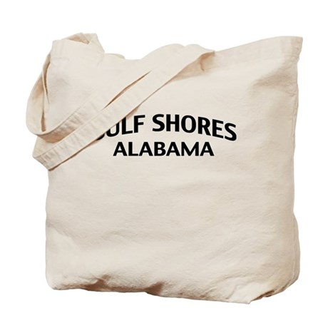 Gulf Shores Alabama Tote Bag