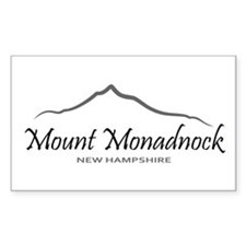 Mount Monadnock Decal