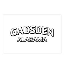 Gadsden Alabama Postcards (Package of 8)