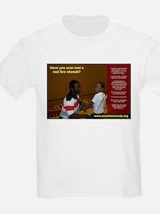 Cameron Bond poster #2 T-Shirt