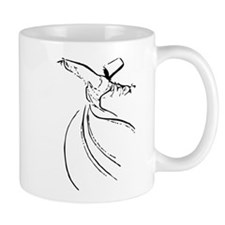 Whirling Sufi Dervish Small Mug