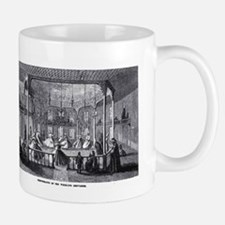 Whirling Sufi Dervish Perform Small Small Mug