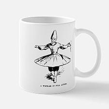 """Whirling Sufi Dervish """"In Ful Mug"""