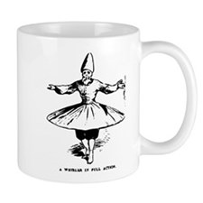"Whirling Sufi Dervish ""In Ful Small Mug"