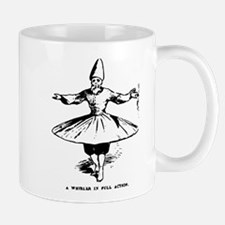 "Whirling Sufi Dervish ""In Ful Small Small Mug"