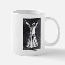 Whirling Sufi Dervish Mug