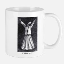 Whirling Sufi Dervish Small Small Mug
