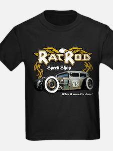 Rat Rod Speed Shop 66 T
