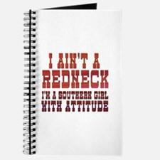 I Ain't a Redneck Journal