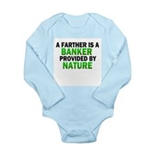 Funny Casual Long Sleeve Infant Bodysuit