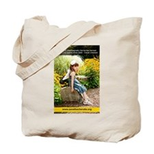 Emma Newell poster #1 Tote Bag