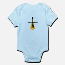 My Dads Rock! Infant Bodysuit