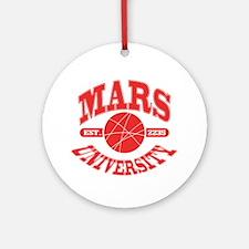 Mars U Ornament (Round)