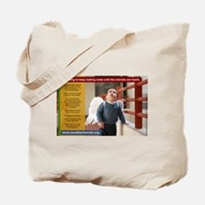 Juan Pablo Arce poster #2 Tote Bag