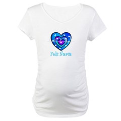 Pediatrics/PICU Nurse IV Shirt