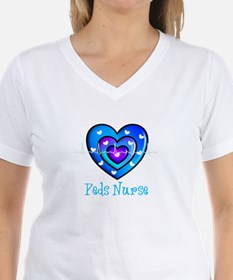 Pediatrics/PICU Nurse IV Shirt
