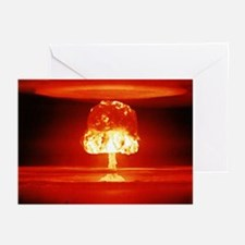 Romeo Nuclear Test Greeting Cards (Pk of 10)