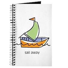 sail away Journal