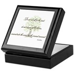 Buddha- Present Moment Keepsake Box