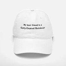 Curly-Coated Retriever Baseball Baseball Cap