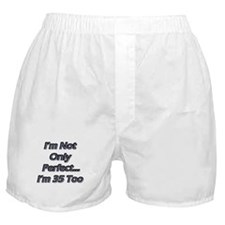 Unique 35th birthday Boxer Shorts
