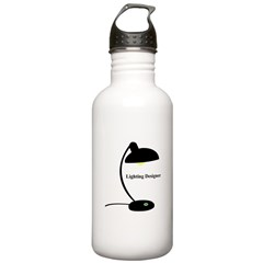 Lighting Designer 1 Water Bottle