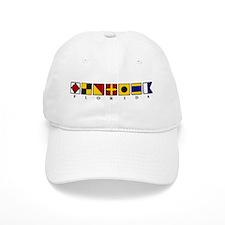 Nautical Florida Baseball Cap