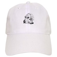 English Setter Baseball Cap