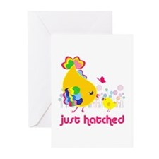 Cute Hatch Greeting Cards (Pk of 20)