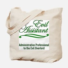 Evil Assistant Tote Bag
