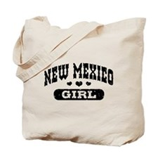 New Mexico Girl Tote Bag