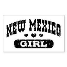New Mexico Girl Decal