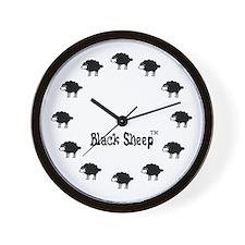Black Sheep (tm) Wall Clock