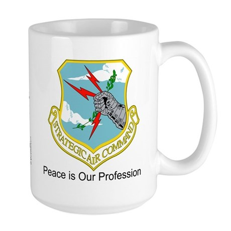 "B-52 SAC ""Peace is Our Profession"" Large"
