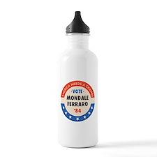 Vote Mondale '84 Water Bottle