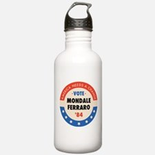 Vote Mondale '84 Water Bottle
