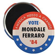 Vote Mondale '84 Magnet