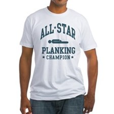 All Star Planking Champion T-Shirt
