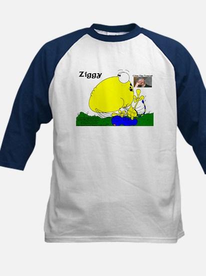 Ziggy Kids Baseball Jersey