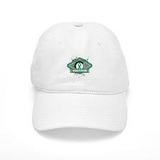 Liver Cancer Survivor Baseball Cap